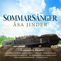 KKuriren_Sommarsånger-Åsa Jinder