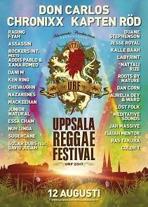 KKuriren_Uppsala Reggae Festival 2017