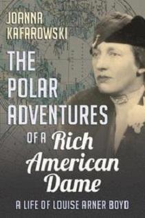 KKuriren_Polar adventures of a rich american dame-Joanna Kafarowski
