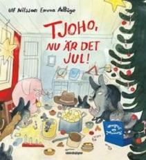 KKuriren_Tjoho nu är det jul-Nilsson&Adbåge
