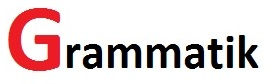 Grammatik-rubrik