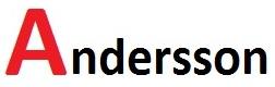 Andersson-rubrik