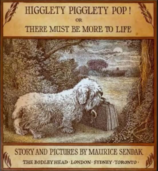 TV & Film i Veckan_Higglety pigglety pop av Maurice Sendak_600