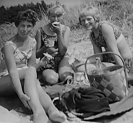 FS_23 augusti_Ethel Hedström2_Semester på Gotland 1965