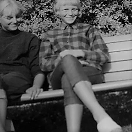 FS_23 augusti_Ethel Hedström4_Semester på Gotland 1960-tal