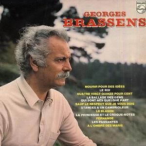 Les passantes_Georges Brassens_300